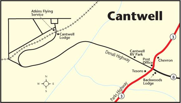 Cantwell map