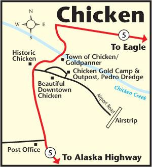 Chicken Map