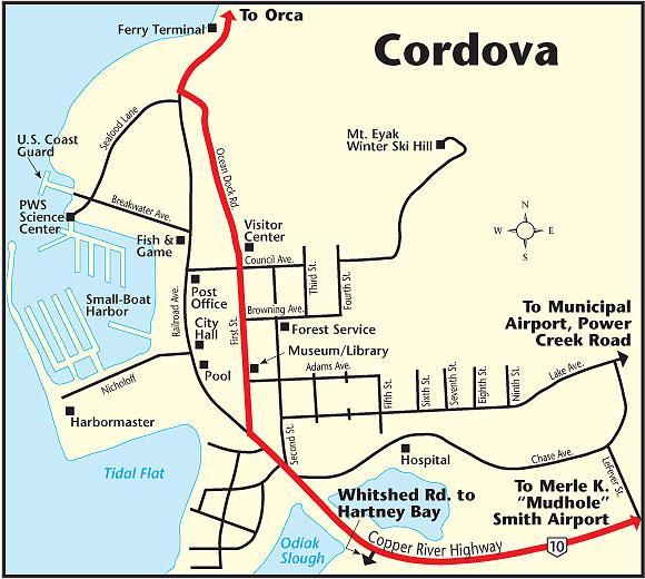 Cordova   Alaska Magazine