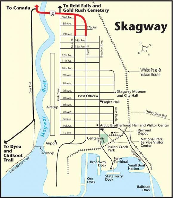Skagway - Alaska Magazine