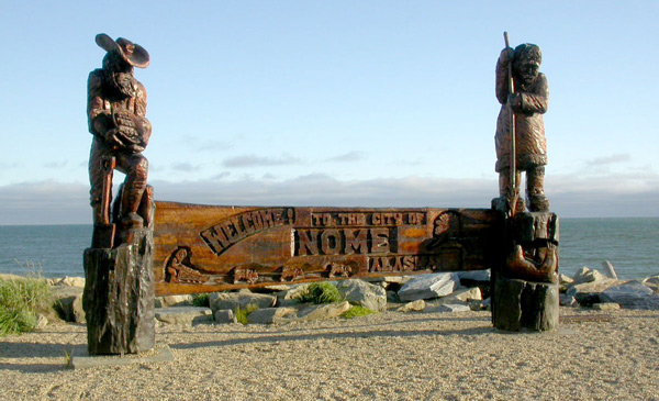 (Photo courtesy Nome Visitors Bureau)