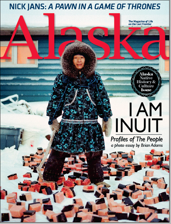 Alaska Magazine current issue
