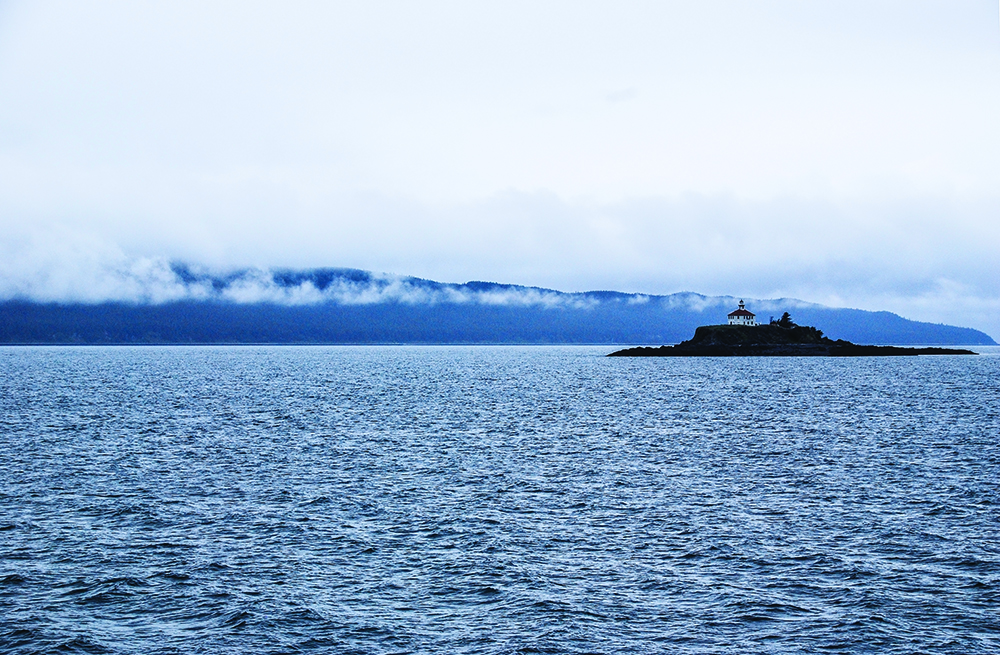Here's a decent photo of Eldred Rock Lighthouse Russ took from the deck of the MV Leconte.