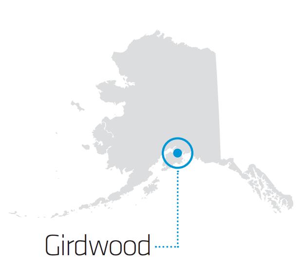On The Map Girdwood Alaska Magazine