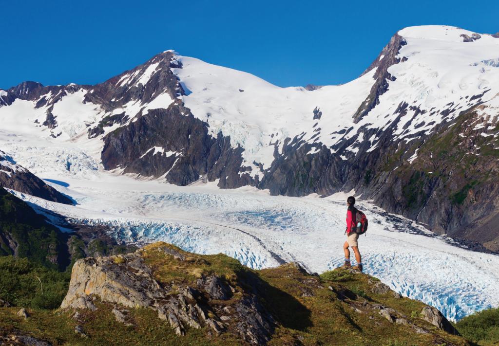 Before Looking For Alaska: Alaska Magazine